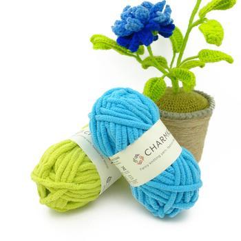 Super Bulky Soft Polyester Chenille Yarn For Weaving Carpet - Buy Chenille  Yarn For Carpet,Carpet Yarn,Chenille Yarn Product on Alibaba com