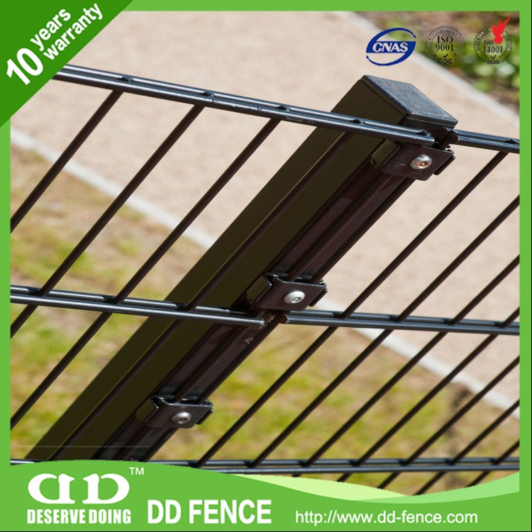 Quality Galvanised And Powder Coated Twin Wire Fence Or