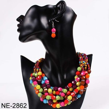 Fashion Gold Chain Design Handmade Jewelry Patterns Beaded Necklace