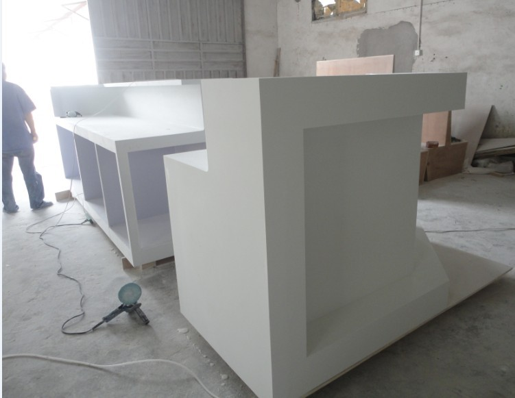 Creative Modern Curved Office Furniture Build A Half Round