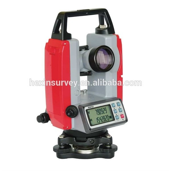 Best Pentax ETH-510 Theodolite Price with Easy to Read Display