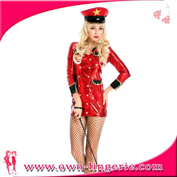 Hedendaags Dames Sexy Politie Vrouw Cop Uniform Kostuum Hen Party Outfit AG-23