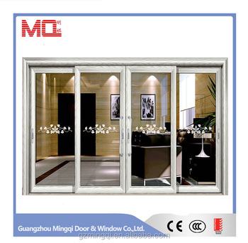 Luxury aluminum french sliding doors exterior 24 inches exterior doors
