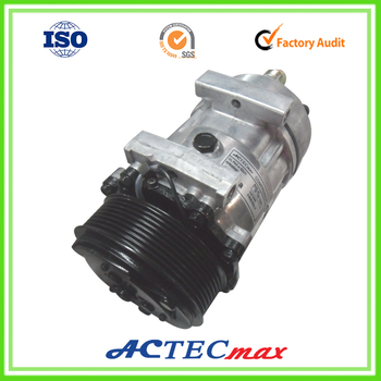 Sanden Compressor Model Sd7h15 12v With 119mm Clutch Diameter And  Horizontal O-ring Fitting - Buy Sanden Compressor,Car Compressor,Sd7h15  Compressor
