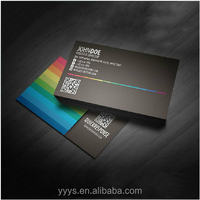 high quality cheap easy carrying paper card\cards for business promotion