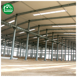 china warehouse supplier export steel prefab warehouse