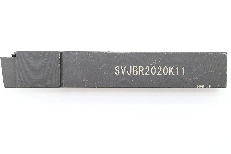 1P 20mm SVJCR2020K11 CNC lathe External TurningToolholder For VC1003 inserts