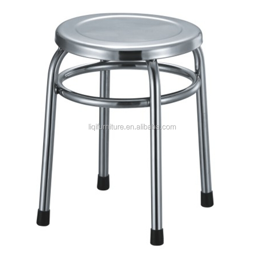 Astonishing Stainless Steel Round Stool Buy Stainless Steel Kitchen Stools Stainless Steel Lab Stool Stainless Steel Bathroom Stool Product On Alibaba Com Caraccident5 Cool Chair Designs And Ideas Caraccident5Info