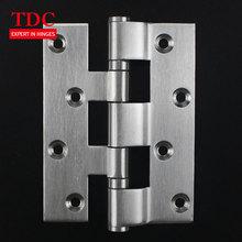 nickel plating steel Korea popular fillet edge flush door