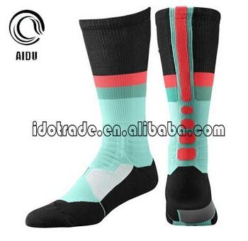 8ffe66e9d4f Oem Wholesale Basketball Custom Athletic Jordan Socks - Buy Fancy ...
