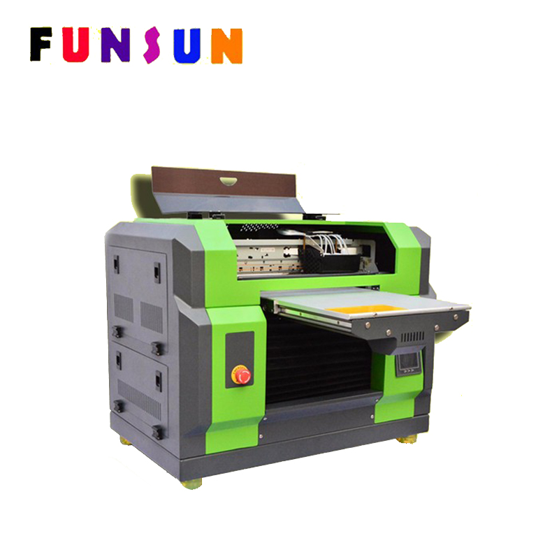Digital Phone Case Printing Machine Led UV 3D Printer For Mobile Cell Phone Cover