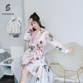 1e1105b52d Oem Wholesale Female Silk Satin Ladies Bathrobes - Buy Unique ...