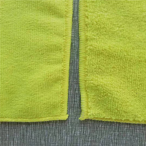 Household Cleaning Rags Dish Washing Microfiber Cleaning Cloths