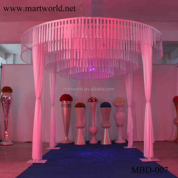 2018 new design beautiful white round shape fabric wedding tents 2018 new design beautiful white round shape fabric wedding tents decoration for wedding decoration supplies in junglespirit
