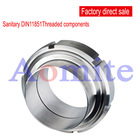 High quality food grade Stainless Steel DIN 11851 Unions 1.4404