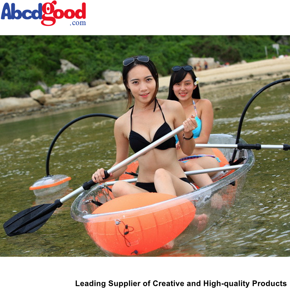 Rowing Boat with Polycarbonate PC