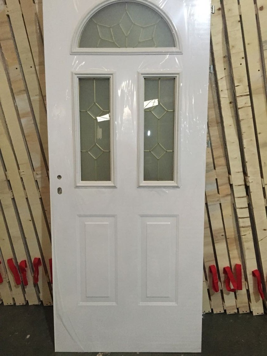 House front door design french steel doors with toughtened for Order french doors