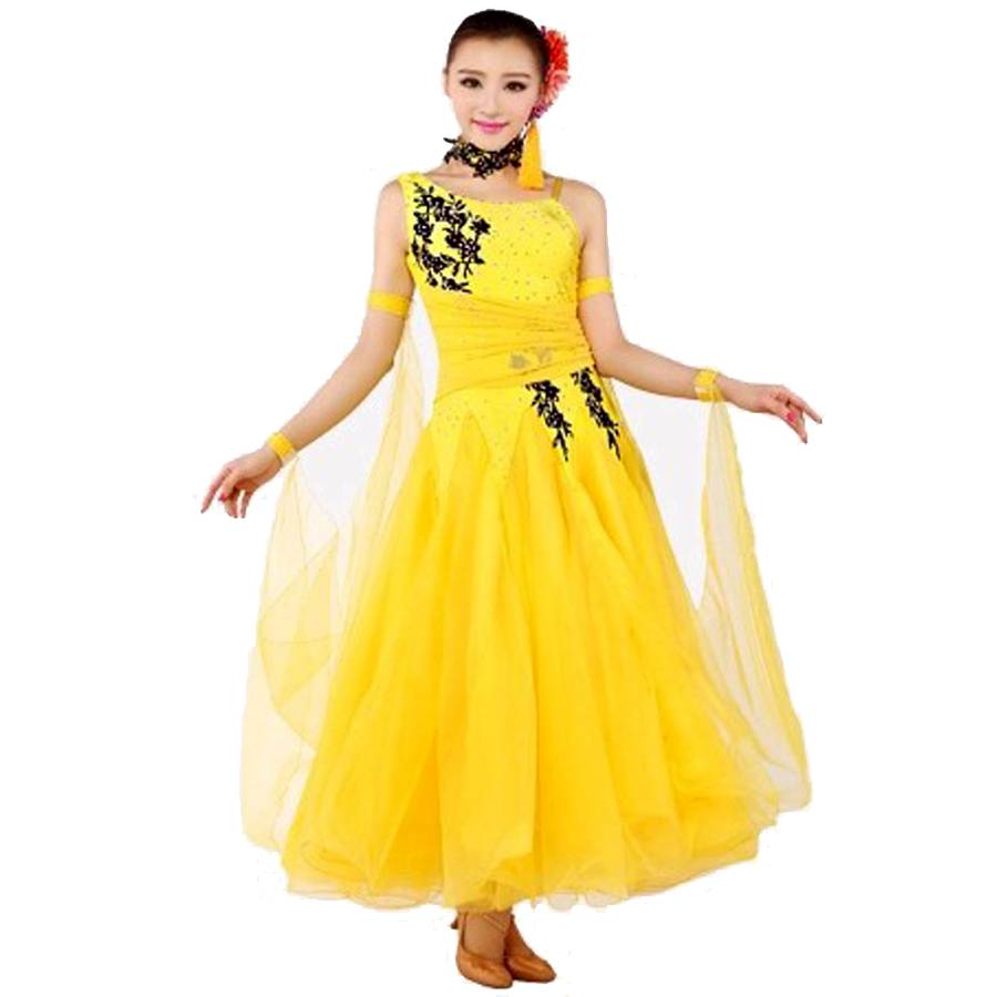 9dafdf81b Cheap White Ballroom Dance Dress