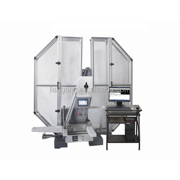 750J impact test machine+auto sending impact sample device