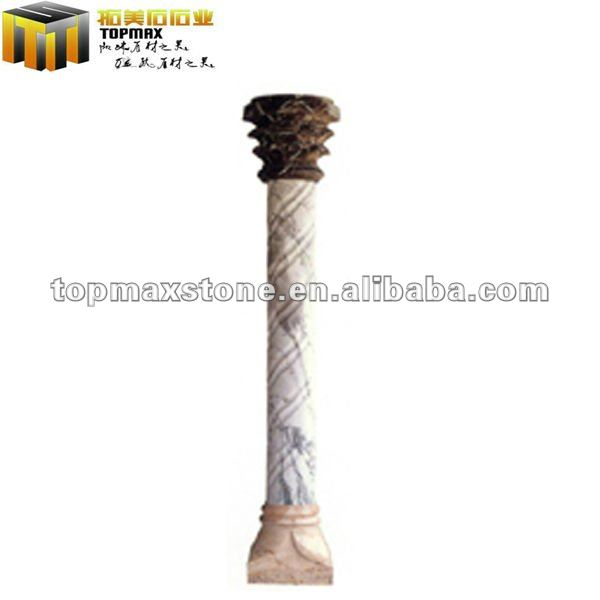Popular Roman Lighted Pillars As Your Design