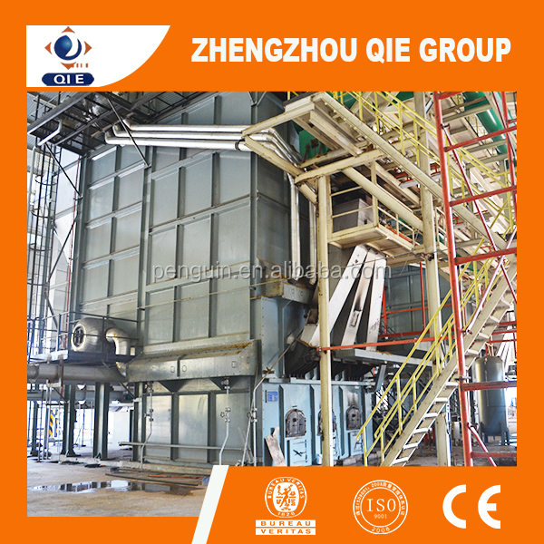 Alibaba golded supplier crude palm oil processing plant equipment