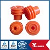 Automotive used silicone rubber plug/heat and chemical resist rubber stopper/factory custom molded