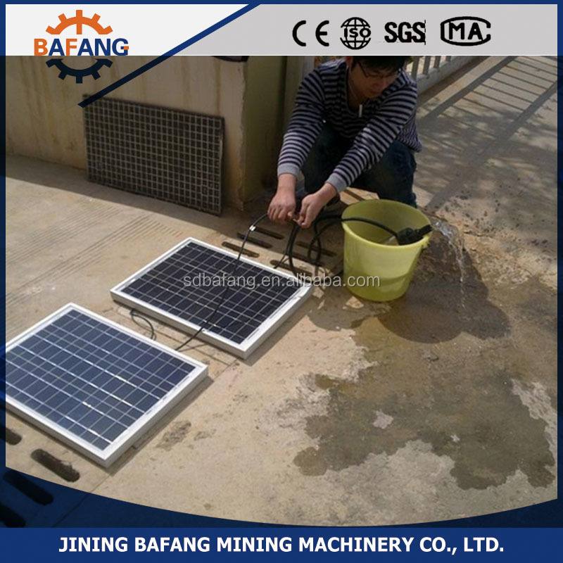 cheap price High-Power Solar Power Water Pump System Agriculture solar system for petrol pump