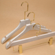 Household explosion type hanger Custom printed clothes hangers Boutique clothing racks parts