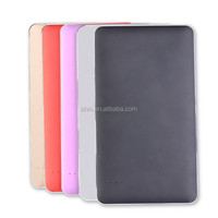 Market Popular Of Electronic Colorful Portable Power Bank ,Power Supply For Cellphone