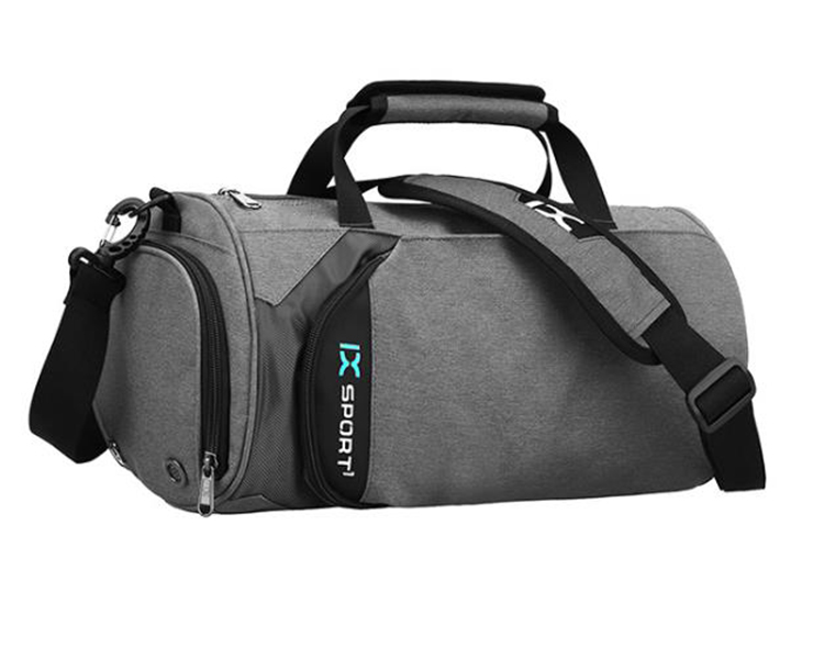 Osgoodway2 High Quality Nylon Fitness Duffle Bag Large Capacity Waterproof Travel Duffel Bag