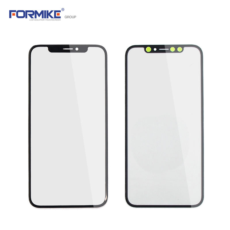 Panel Front Glass With Frame For iPhone