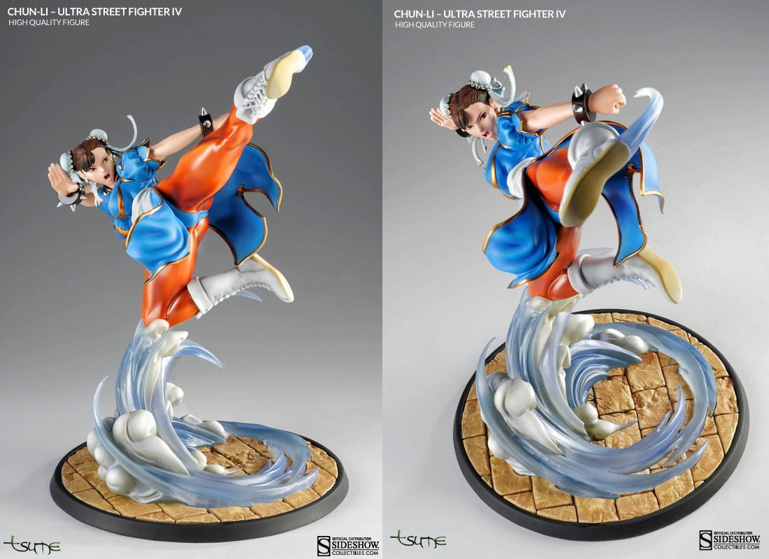 Buy Tsume Art Street Fighter Collectibles Chun Li Collectible Figure Statue In Cheap Price On Alibaba Com
