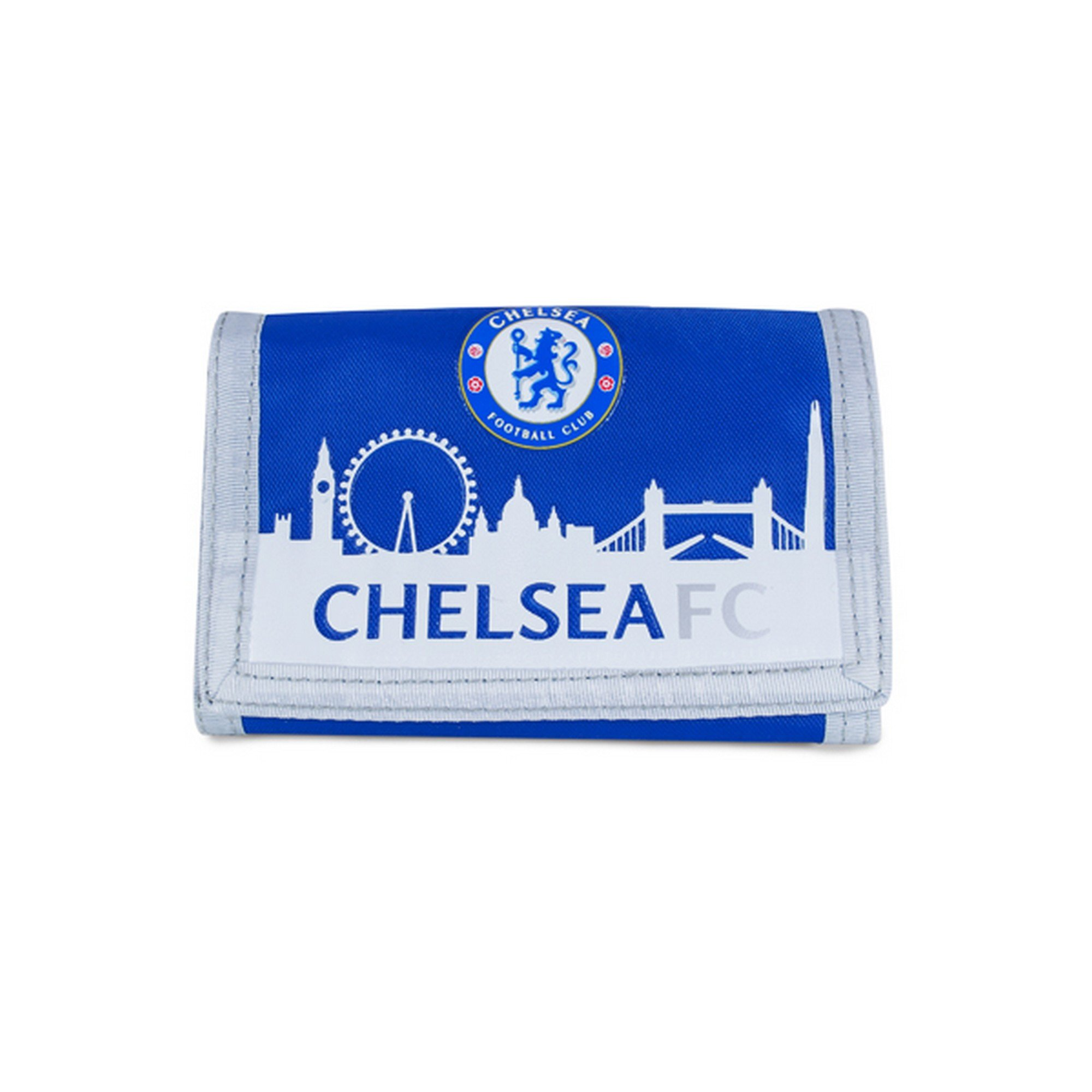 6e1ae1e51 Get Quotations · Chelsea FC Official London Skyline Football Crest Wallet
