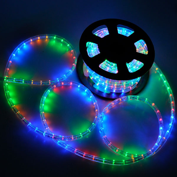Car Led Rope Light For Square Decoration