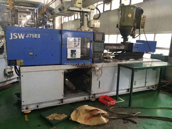 Jsw 75 Ton Used Plastic Injection Moulding Machine Supplier