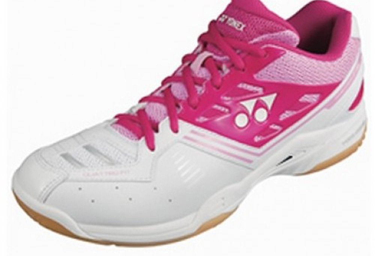 YONEX PC F1 NEO LX-Women's Badminton Shoe-bright pink