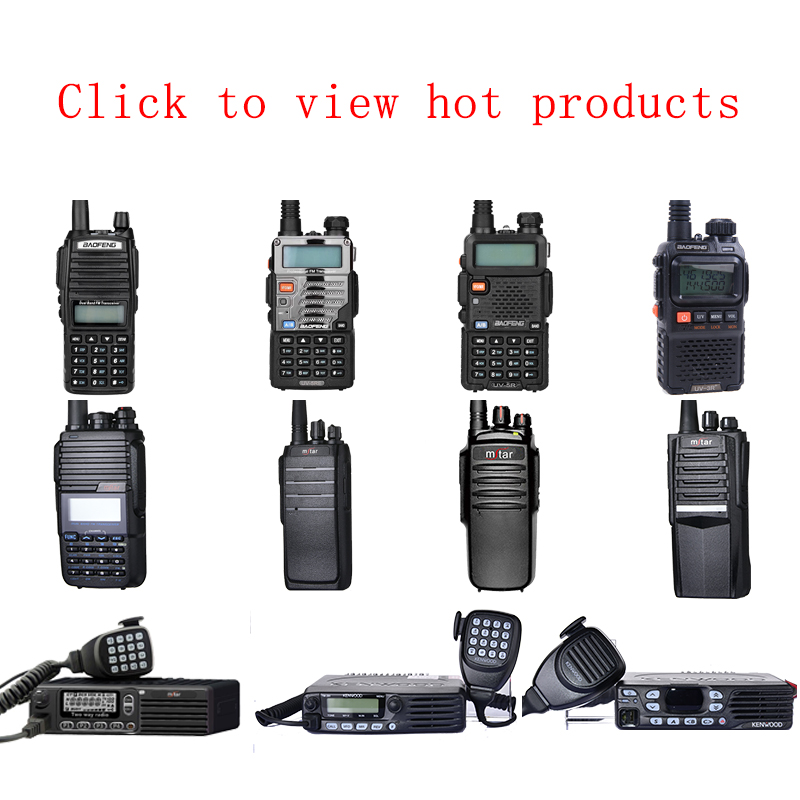MSTAR MX-28 Two Way Radio UHF 400-470MHz 2 Way Radio Single Band Rechargeable 16 CH Walkie Talkies