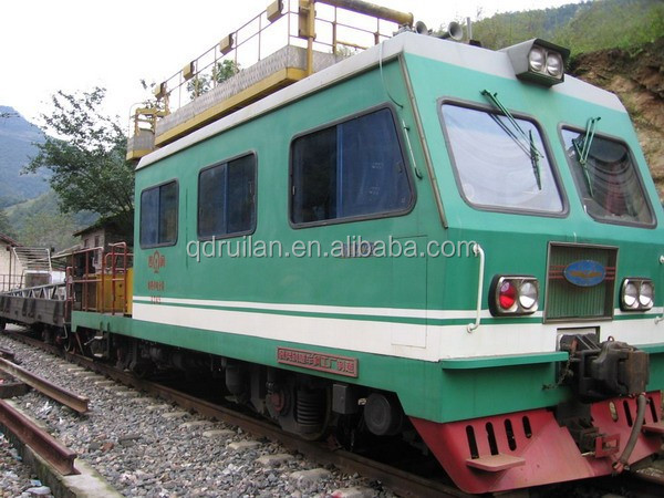 Railway Locomtive for engineering, TY5 Catenary Work Car, railway working vehicle, engineering wagon car
