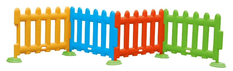 Necessary Cheap Outdoor Playground Plastic Barrier For