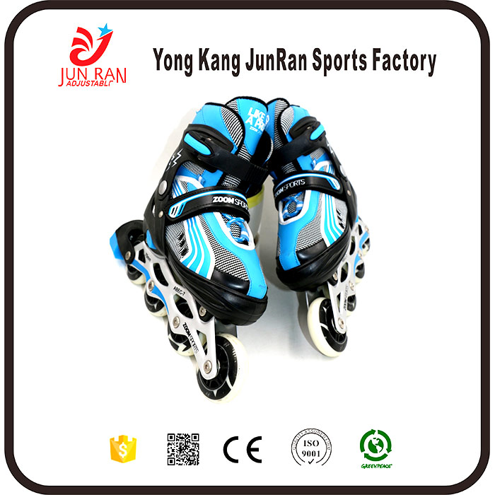 Hot Sell PP Outsole Material indoor use inline skate boots with good quality