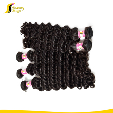 Direct price human hair curly ponytail,wholesale natural woman with long brown curly hair