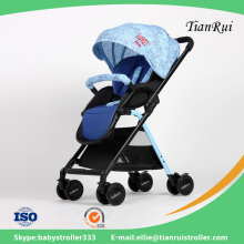 light weight comfortable baby rocking stroller 2016