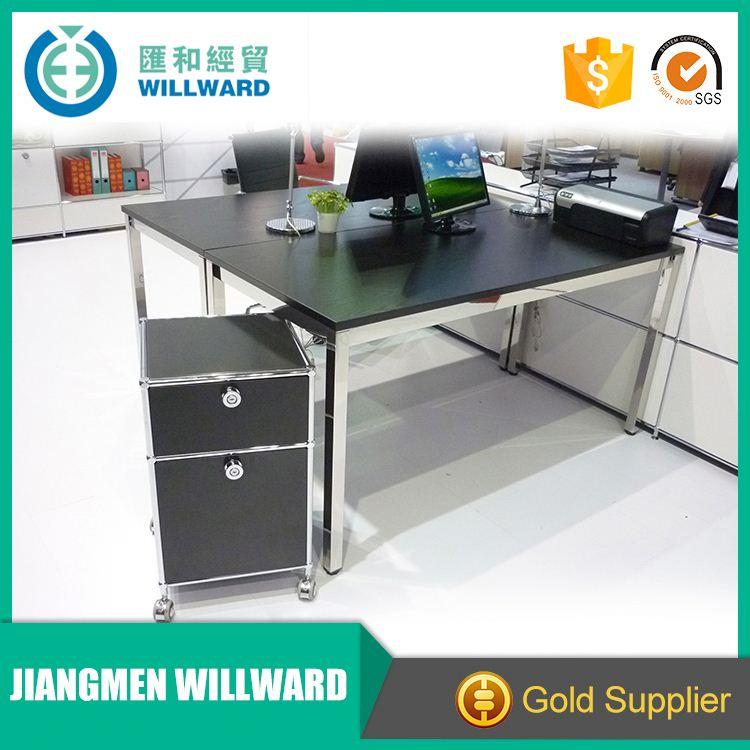 Moderno mobiliario de oficina de dise o mesa de oficina for Mobiliario de oficina precios