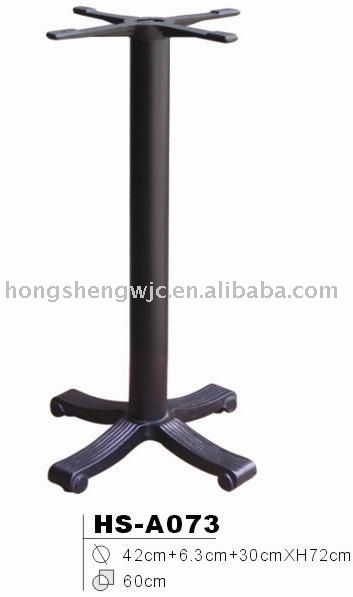 4 ways table leg