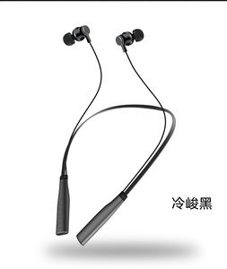 Neckband microphone headsets Wireless Sports Headset earphone factory