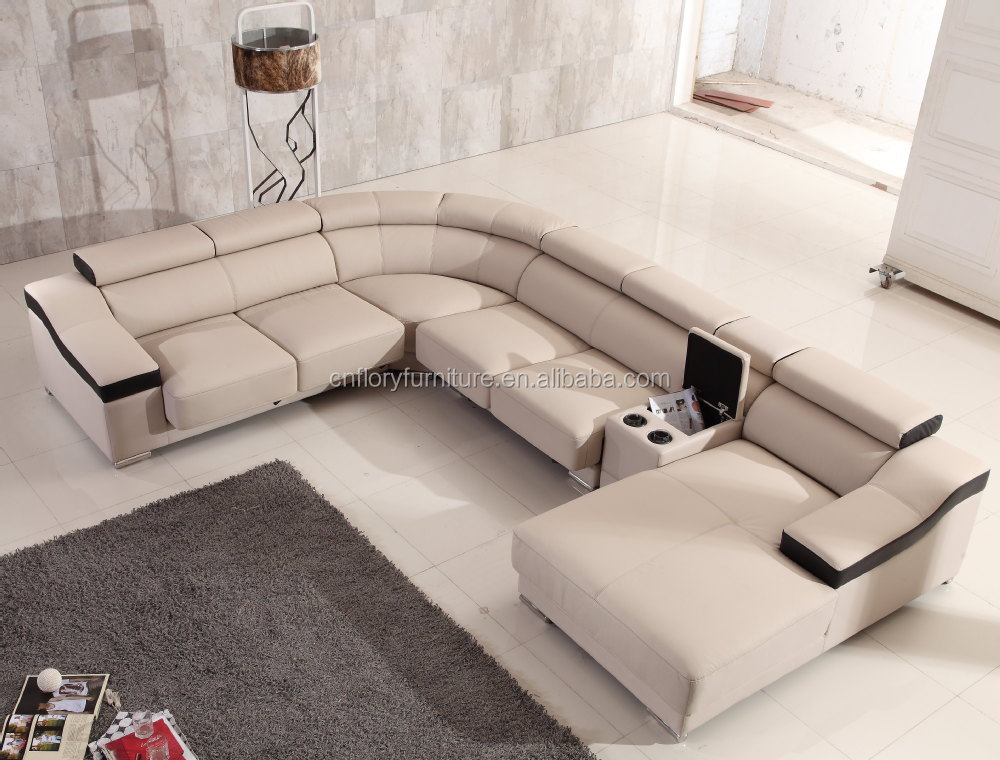 2017 New Sofa Design Living Room Furniture F1369 Product Description