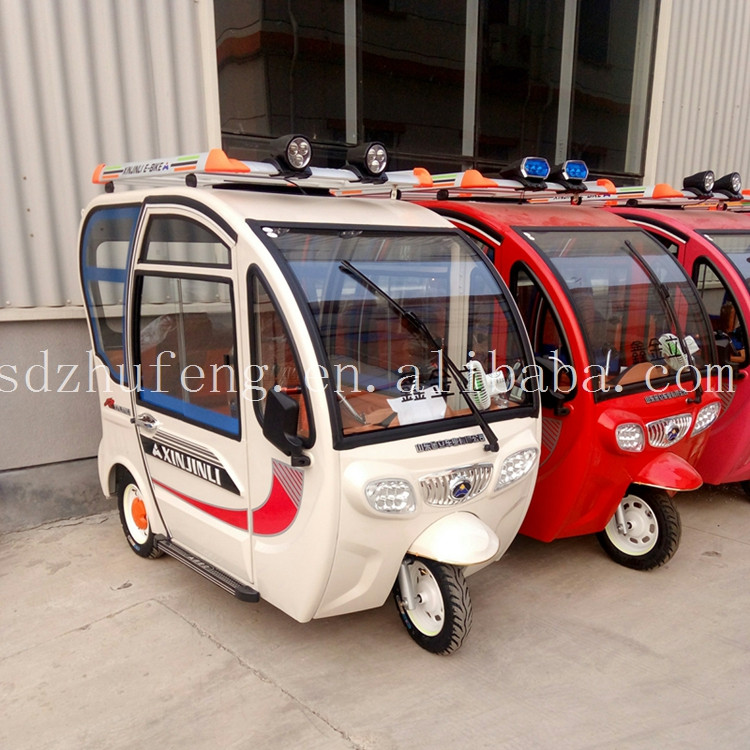 3 seat small cars cheap electric cars 3 wheel electric car vehicle for sale with CE Dot certification DM11