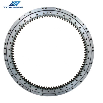 HEIGHT QUALITY gear  EX300-2 Excavator Slewing bearing EX300-3 swing circle for Excavator spare parts