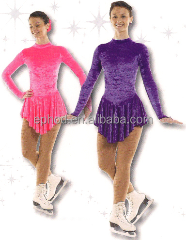 2016 new design dance wear/dance costumes/Ice Skate Dresses/training costumes eped-012