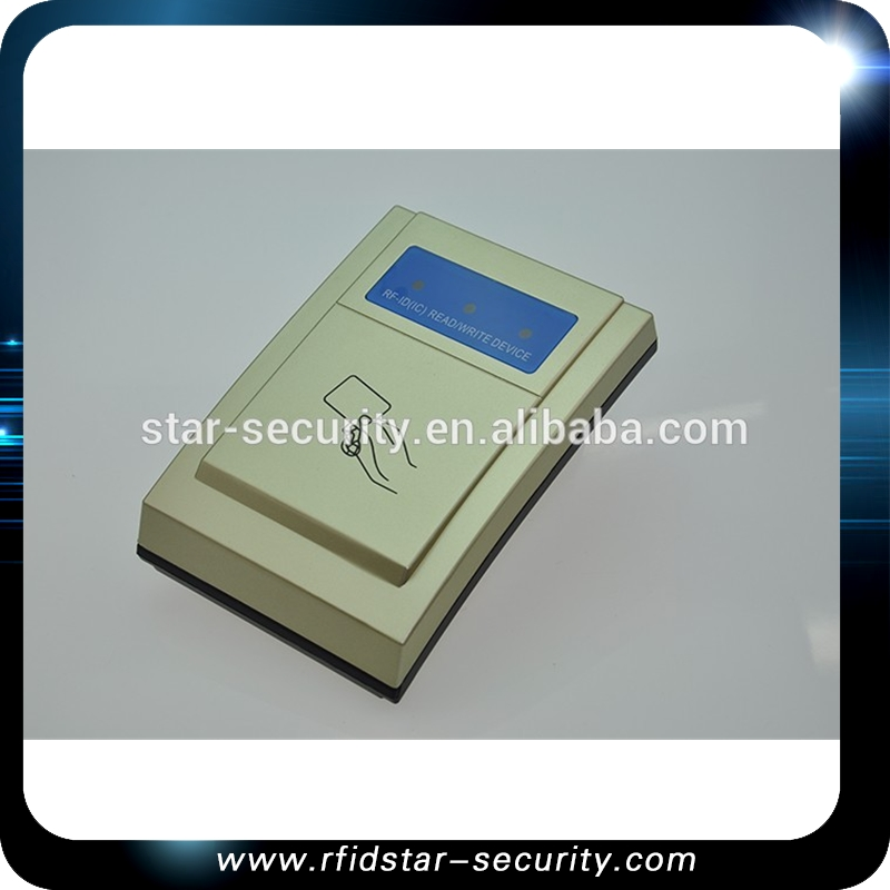 new arrivals 2016 rfid & nfc writer and reader for gate entry system